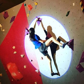 Gruppo sportivo agonistico arrampicata InOut - Le Vele climbing