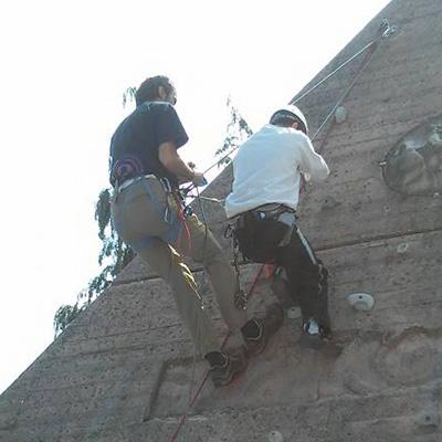 Attività di coordinazione motoria, corsi di arrampicata per disabili
